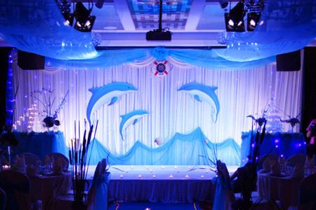 海洋主题婚礼策划方案 打造蓝色诱惑
