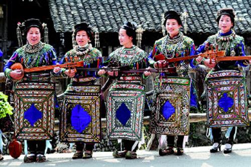 侗族琵琶歌.